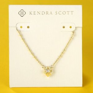 New Kendra Scott Rue Gold Necklace